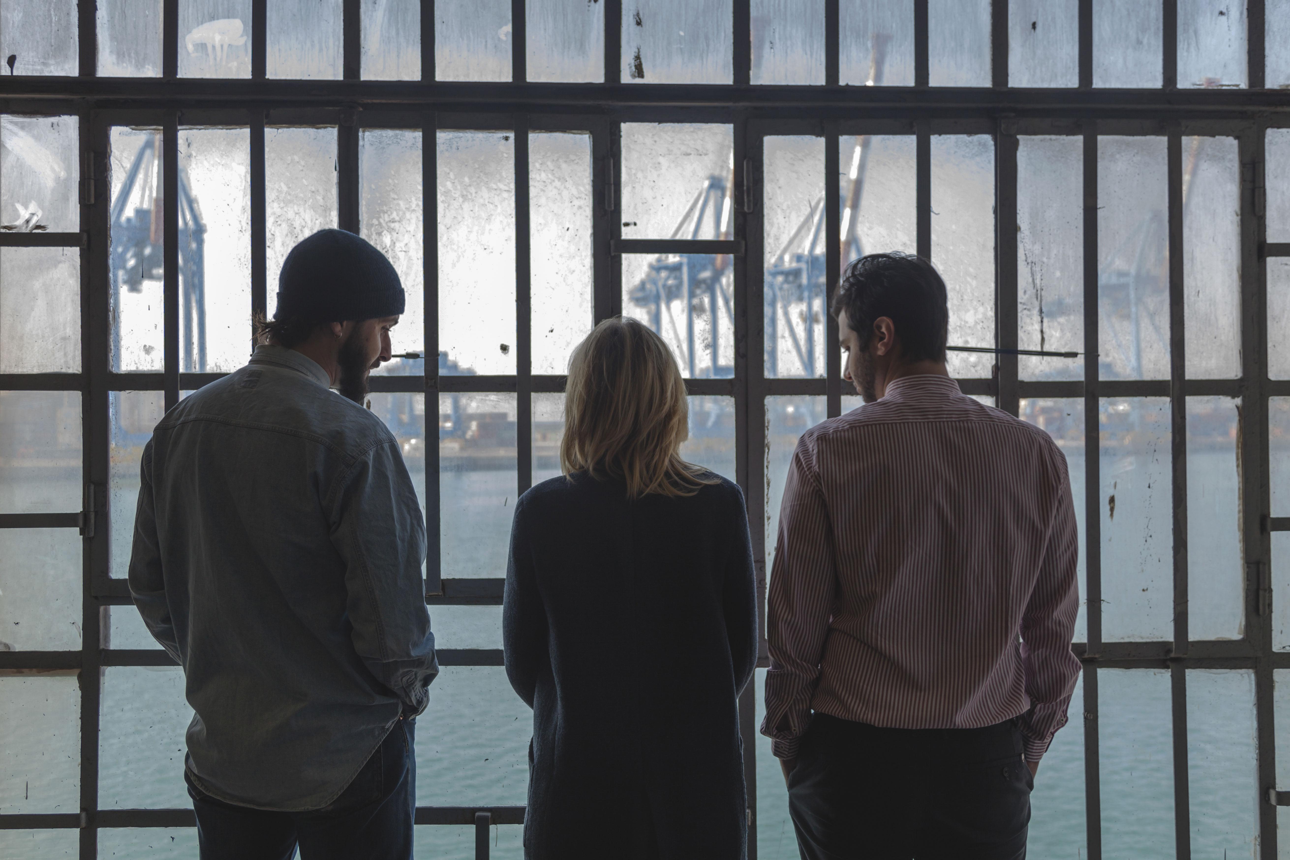 CIRCOLO-A: Simone Ierardi, Valentina Penna a Gabriele Molinelli